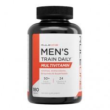 Rule 1 Men's Train Daily 180 таблеток