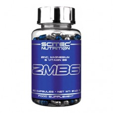 Scitec Nutrition ZMB6 60 капсул