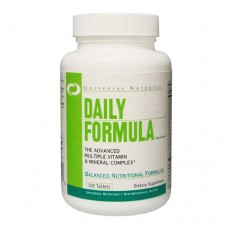 Universal Nutrition Daily Formula 100 таблеток