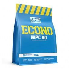 UNS-SUPPLEMENTS Econo WPC 80 1800 грамм