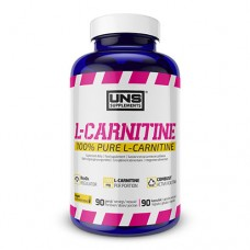 UNS-SUPPLEMENTS L-Carnitine 90 капсул