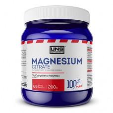 UNS-SUPPLEMENTS Magnesium Citrate 200 грамм