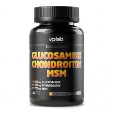 VPLab Glucosamine Chondroitin MSM 90 таблеток